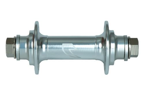 "Tall Order Glide Front Hub - Silver 10mm (3/8"")"